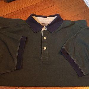 LL Bean Polo Shirt